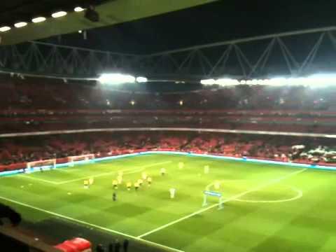 Emirates Stadium Calling