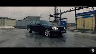 Mercedes-Benz S-Class W140 кабан BRABUS mp3