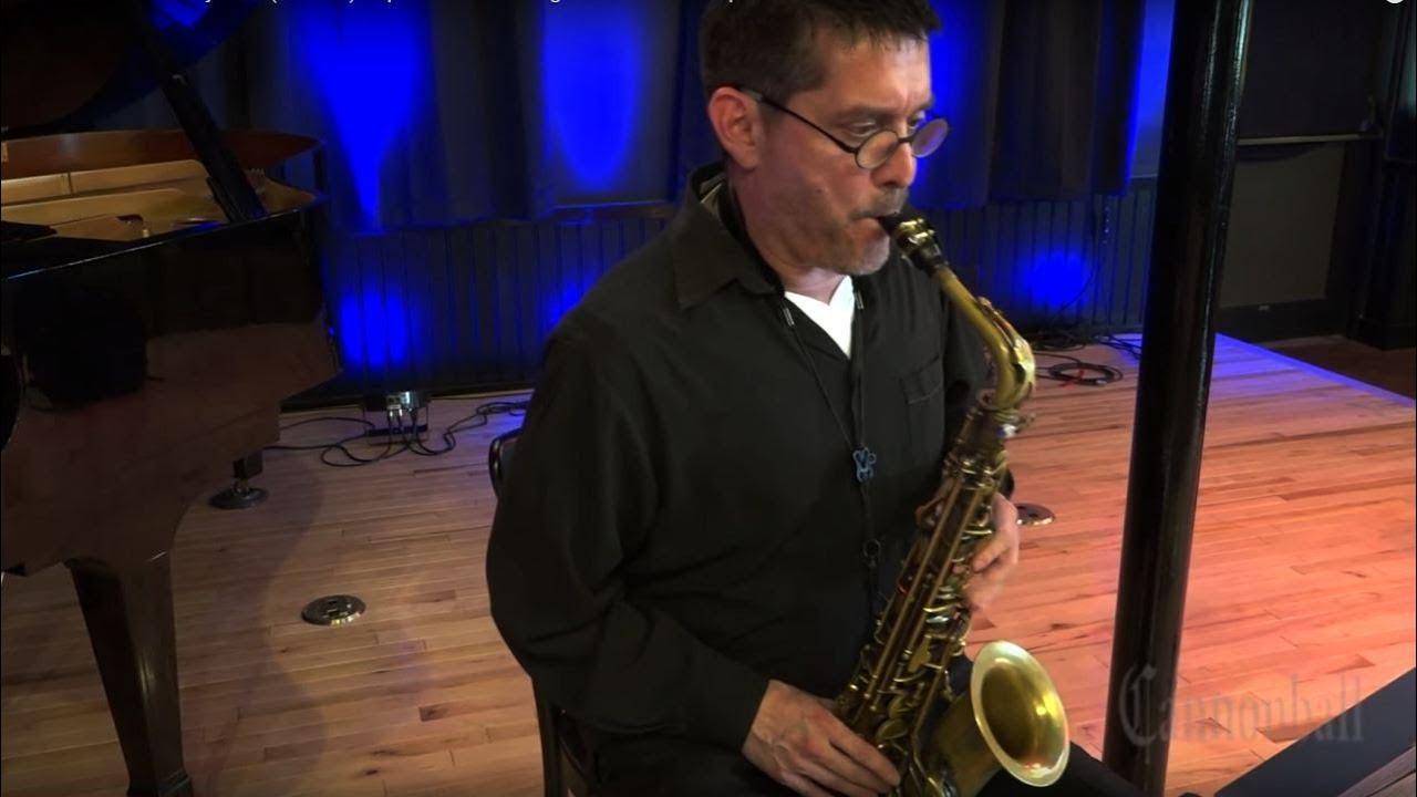 Rob Rose alto sax Asturias Leyenda (Albéniz) - Spanish classical guitar  arr  for saxophone