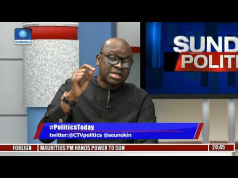 Sunday Politics: Fayose Speaks On Party Issues Pt 2