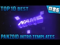 TOP 10 BEST Panzoid Intro Templates 86 Free Download mp3
