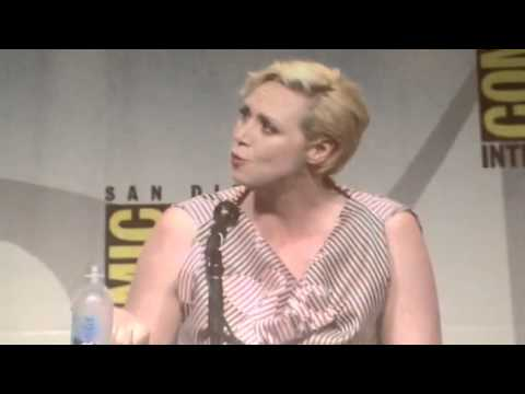 Gwendoline Christie On Internet And Female Roles At Comic-Con #SDCC