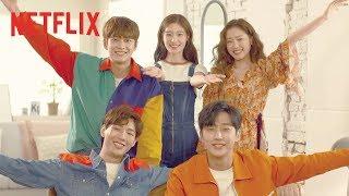 첫사랑은 처음이라서 | 드라마 소개 영상 [HD] | Netflix