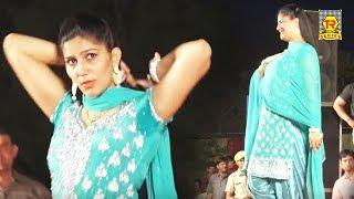 सपना ने UP में BJP को जिताने के लिए क्या रोंगटे खड़े कर देने वाला डांस Sapna Dance on BJP Song 2017