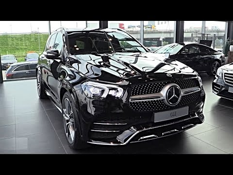 2020 Mercedes GLE | 4Matic AMG Line FULL REVIEW Interior Exterior Infotainment
