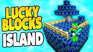 ALPHA SWORD ENTDECKT! - LUCKY BLOCKS ISLAND