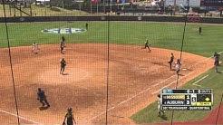 Auburn Softball vs. Missouri SEC Tournament Highlights