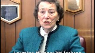 Lorraine Wagner (2001) on Robert H. Jackson