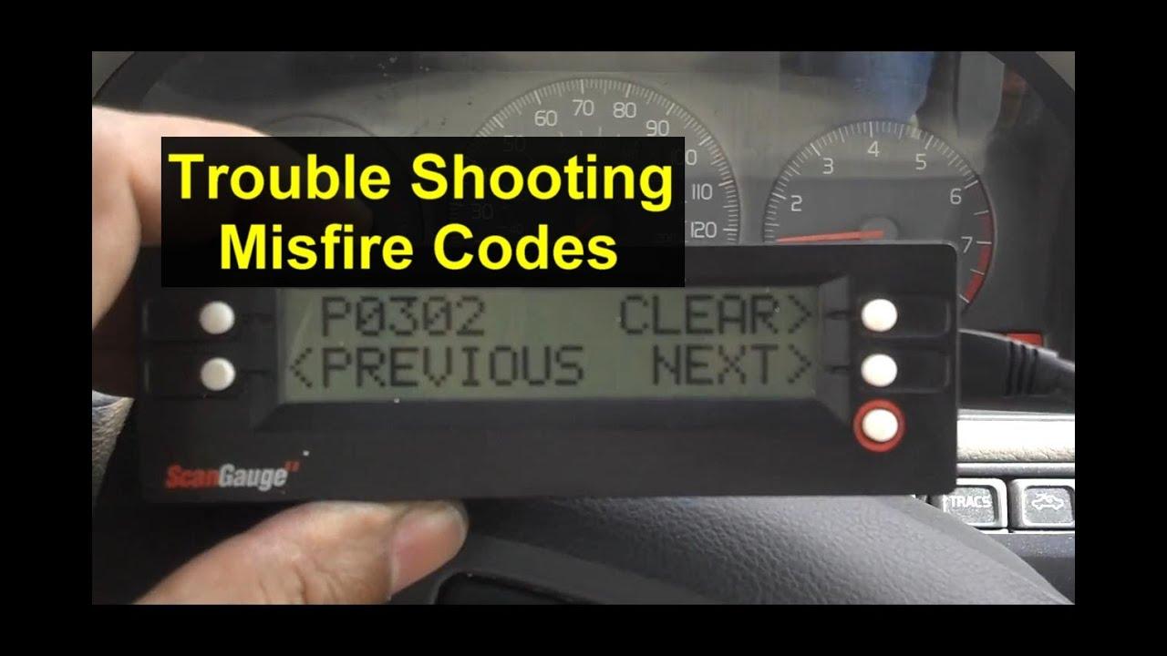 medium resolution of misfire code p0300 p0301 p0302 p0303 p0304 p0305 p0306 p0307 p0308 what to check youtube