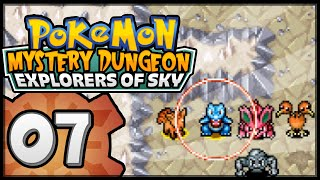 Pokémon Mystery Dungeon: Explorers of Sky - Episode 7 | Sticks and Pebbles!