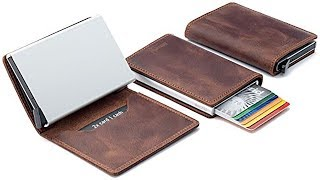 5 Best Useful Minimalist Wallets For Men #73 | Christina Tech Review