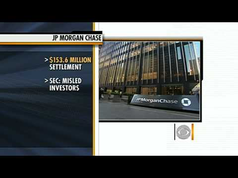 JP Morgan agrees to $153.6M fraud settlement