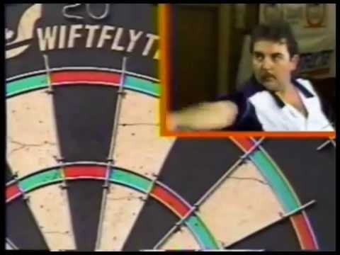Phil Taylor vs. Rod Harrington - Semi-Final - 1993 BDO Canadian Open
