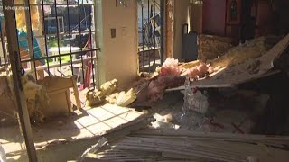 Cleanup process continues after deadly explosion in NW Houston