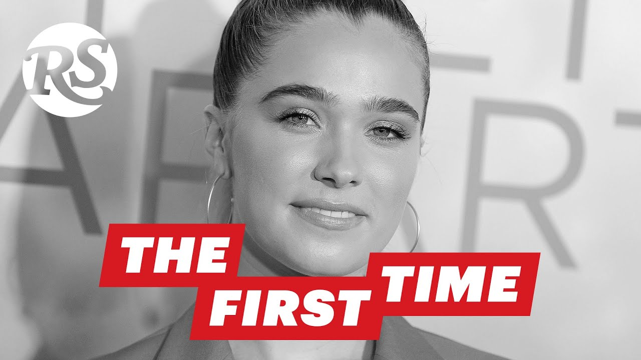 Haley Lu Richardson on Unpregnant, Barbie Ferreira and Lifetime | The First Time