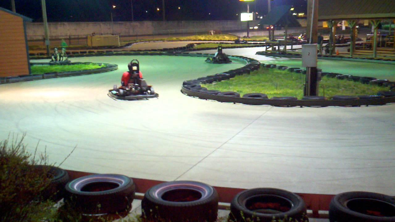Go Karts Nashville >> Valley Park Go Kart Ride In Nashville Tennessee On March 16 2012