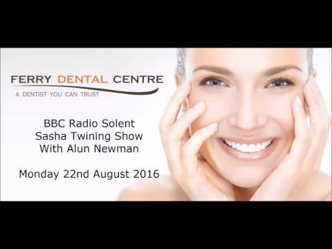 BBC Radio Solent  (Sasha Twining Show) Dr Papantonis answers your dental questions
