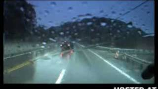 Dash Cam Records Ambulance Head On Collision