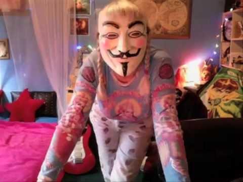 Anonymous girls