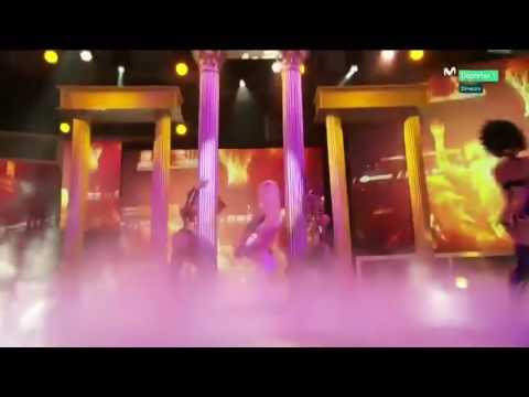Katy Perry ft. Nicki Minaj - Swish Swish ( Live on NBA Awards 2017)