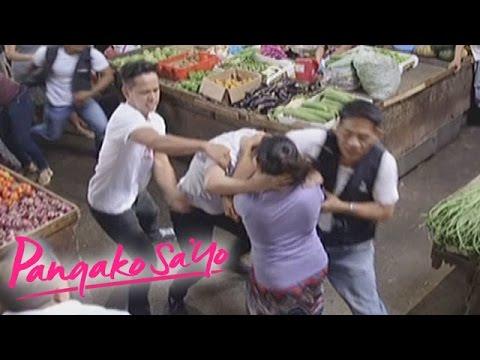 Download Pangako Sa'Yo: Belen pulls Madam Claudia's hair