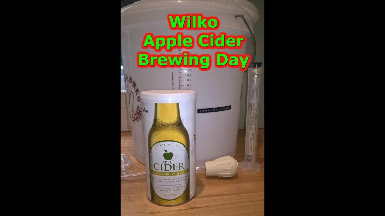 wilko apple cider brewing day 93 homebrew beer wine. Black Bedroom Furniture Sets. Home Design Ideas