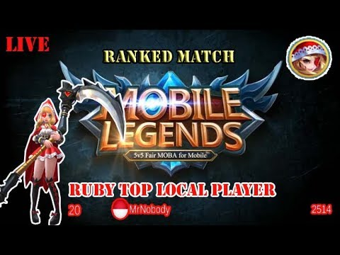 Ruby Top Local Player: Ranked Match