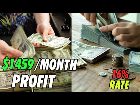 How to Start a Money Lending Business Legally | Profit $1459 a Month