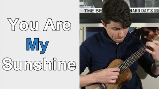 You Are My Sunshine - Ukulele Lesson