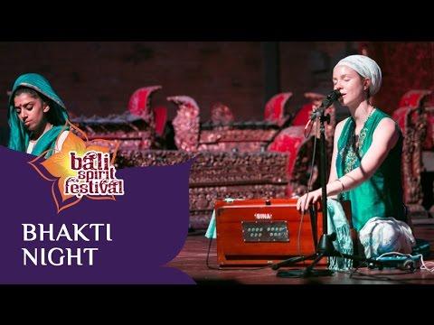 Ajeet Kaur - Guru Dev Namo - Bali Spirit Festival 2015 Bhakti Nights