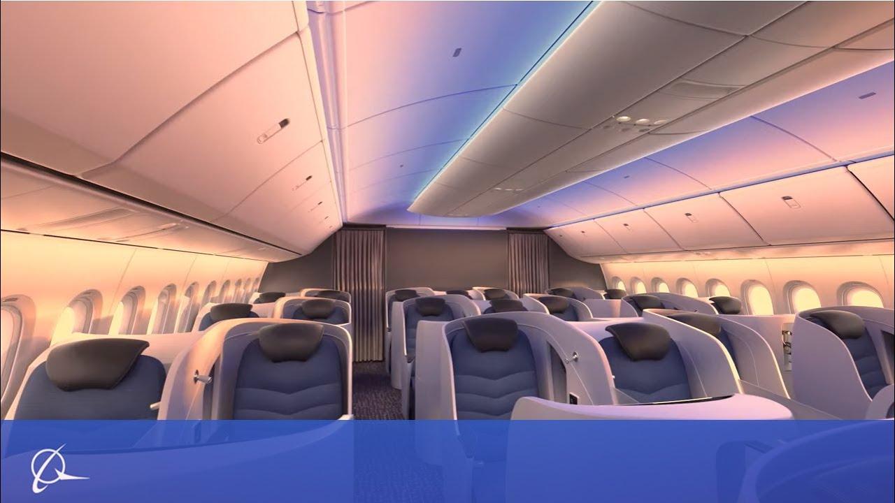 Resultado de imagem para Boeing Cabin Experience