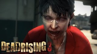 Dead Rising 3 PC Walkthrough Chapter 4. Unexpected Guests (no commentary) Full HD 1080p