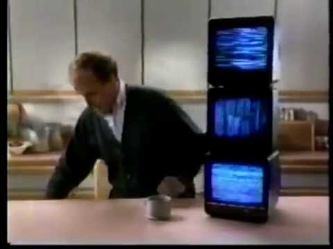 CBS This Morning promo & network ID, 1992