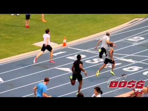 World's FASTEST Old Man - Bill Collins (Age 62) Wins The 100m Dash In Houston!