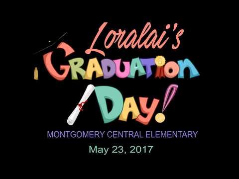 Montgomery Central Elementary School - 5th Grade Graduation - 2017