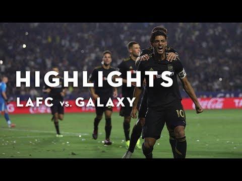 Full Highlights | 1-1 | LAFC vs. Galaxy | August 24, 2018