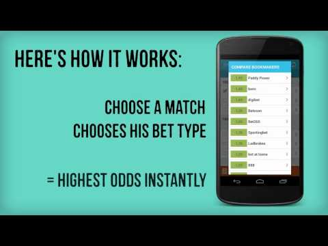 Best Android App for Betting Tips and Odds comparison