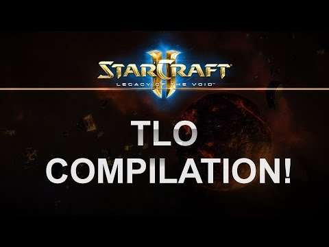 StarCraft2 - Legacy of the Void 2017 - TLO Ladder Compilation!