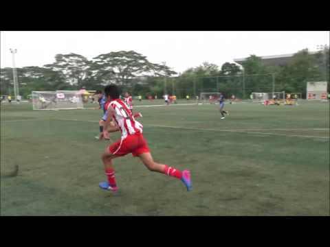 2017 JSSL Singapore 7s - U16 JSSL Elite vs. Rising Stars Indonesia