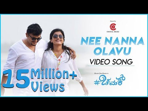 Nee Nanna Olavu (Video Song) - Chamak | Suni | Golden Star Ganesh | Rashmika Mandanna
