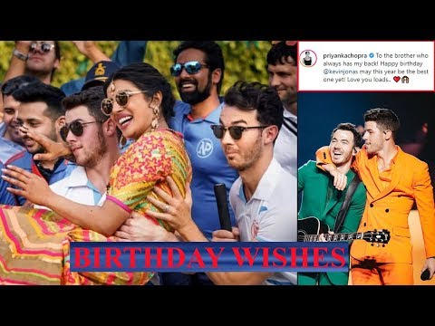 Priyanka Chopra shows her love for brother-in-law Kevin Jonas with a sweet note Mp3