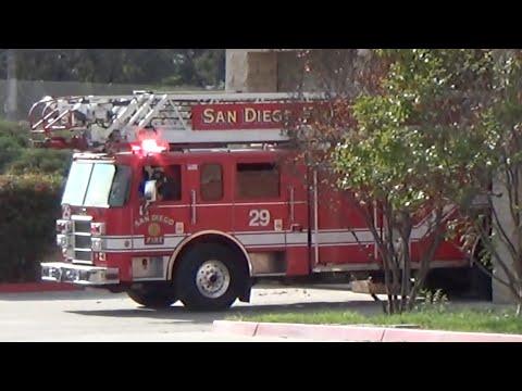 San Diego T29 Responding