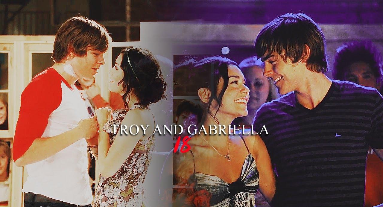 troy and gabriella getting married