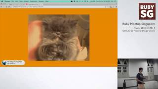 Contributing to Ruby on Rails for Beginners Like Me - SG Ruby Meetup