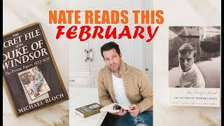 Nate Berkus Read this February Update: Two Books He will be Reading this Month!
