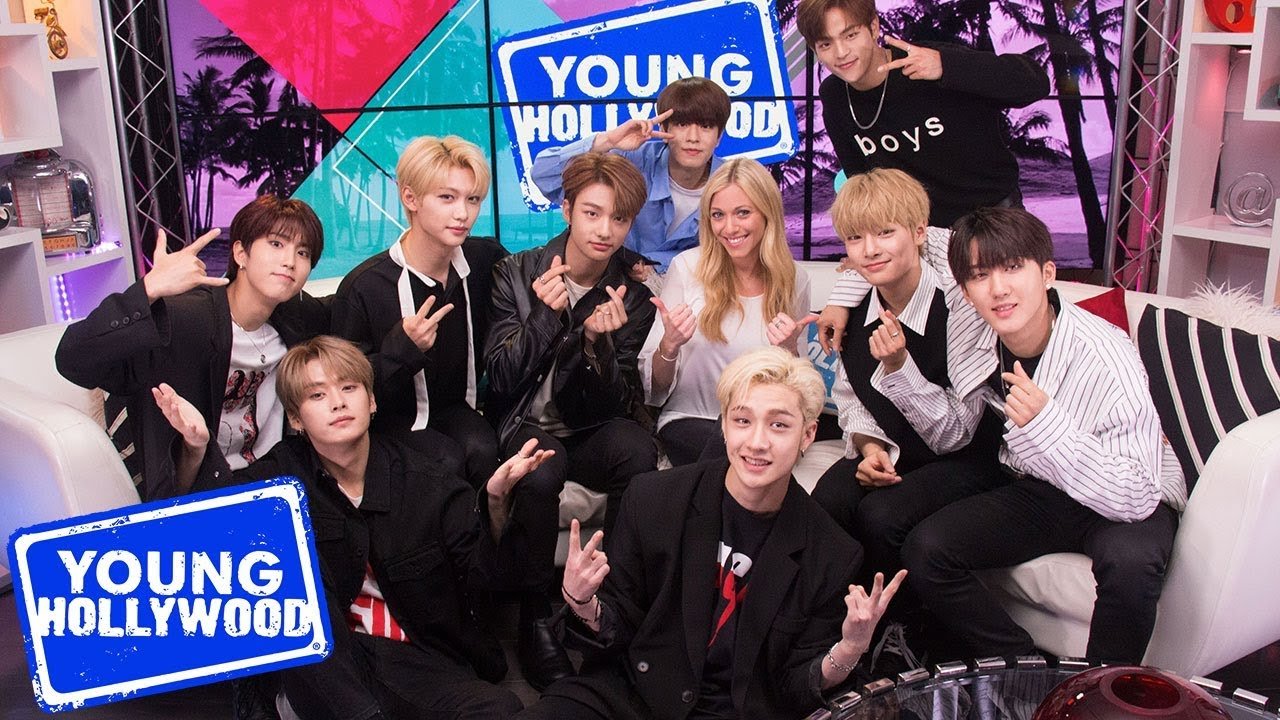 Stray Kids Talk U S  Tour, STAY Fans, & Their Hilarious Nicknames!