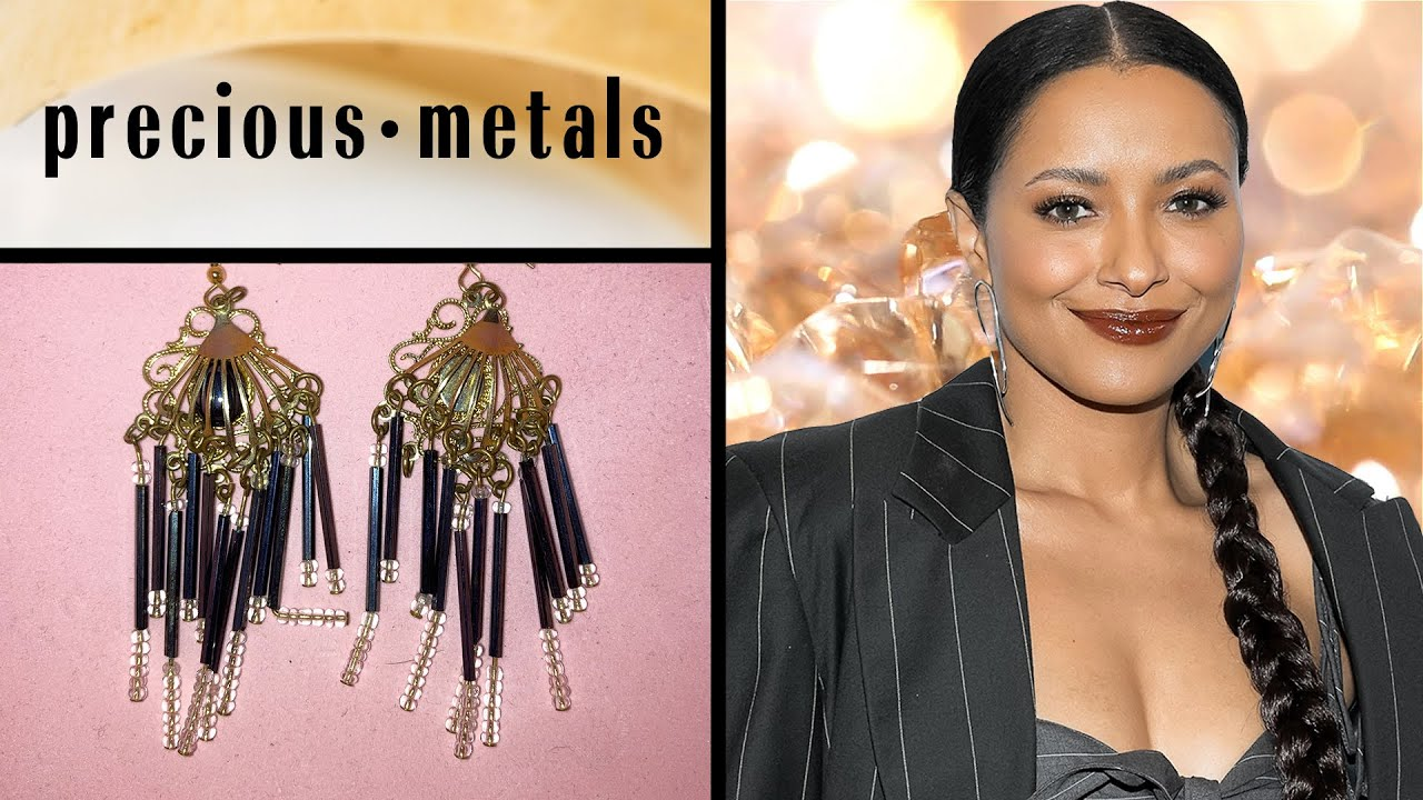 Kat Graham Shares The Special Meaning Behind Her Favorite Jewelry | Precious Metals | Marie Claire