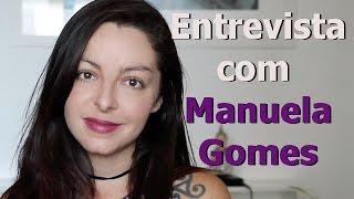 Entrevista com Manuela Gomes   Psicoterapeuta Transpessoal
