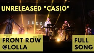 """UNRELEASED TRACK """"Casio"""" by Jungle - Full Song in High Quality"""