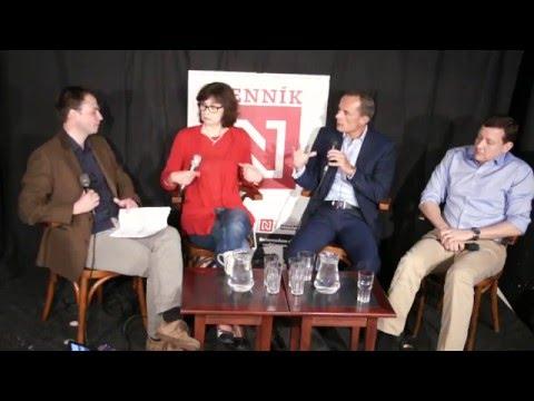 Diskusia N: Žit?anská, Procházka, Lipšic - Porazí nová vláda korupciu?